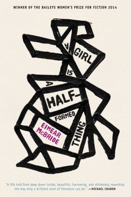 Cover image for A girl is a half-formed thing