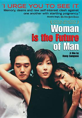 Cover image for Woman is the future of man