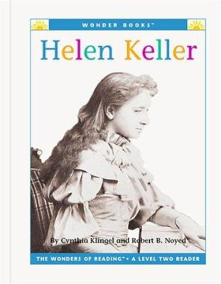 Cover image for Helen Keller : a level two reader