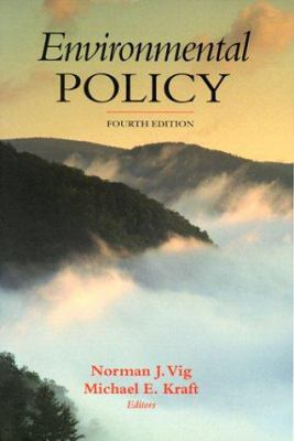 Cover image for Environmental policy : new directions for the twenty-first century