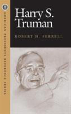 Cover image for Harry S. Truman