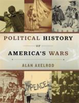 Cover image for Political history of America's wars
