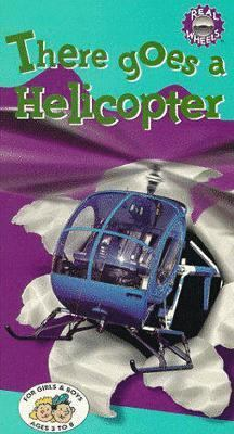 Cover image for There goes a helicopter