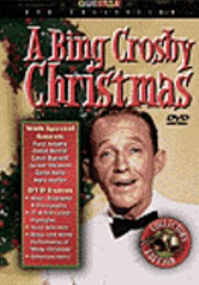 Cover image for A Bing Crosby Christmas