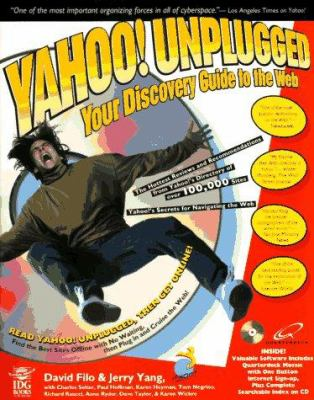 Cover image for Yahoo! unplugged : your discovery guide to the Web