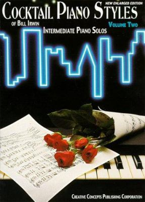 Cover image for Cocktail piano styles. Volume two