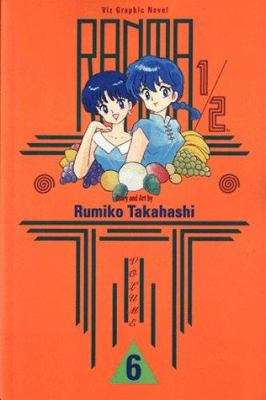 Cover image for Ranma 1/2. 6