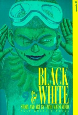 Cover image for Black & white