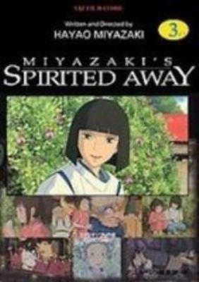 Cover image for Miyazaki's spirited away : 3