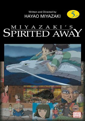 Cover image for Miyazaki's spirited away : 5
