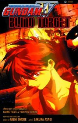 Cover image for Mobile Suit Gundam Wing : blind target