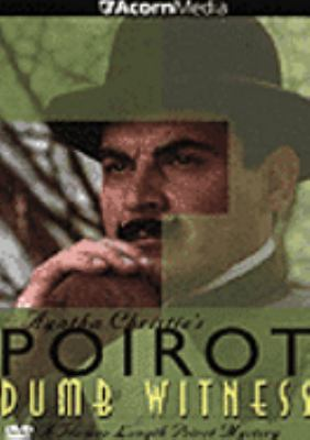 Cover image for Agatha Christie's Poirot. Dumb witness