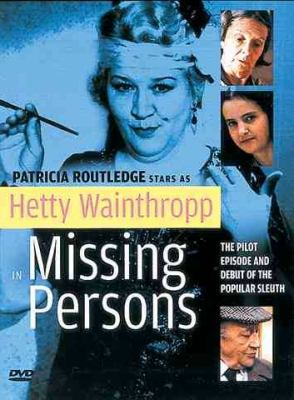 Cover image for Missing persons