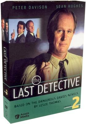 Cover image for The last detective. Series 2