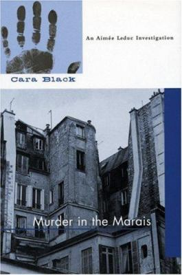 Cover image for Murder in the Marais