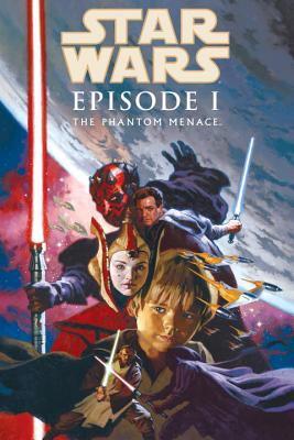 Cover image for Star Wars, episode I, the phantom menace
