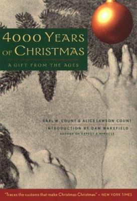 Cover image for 4000 years of Christmas : a gift from the ages
