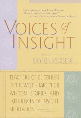Cover image for Voices of insight