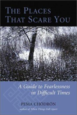Cover image for The places that scare you : a guide to fearlessness in difficult times