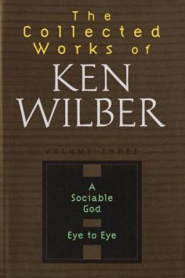 Cover image for The collected works of Ken Wilber.