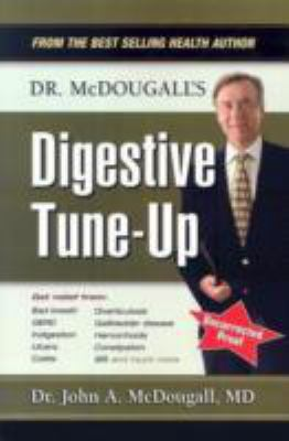 Cover image for Dr. McDougall's digestive tune-up