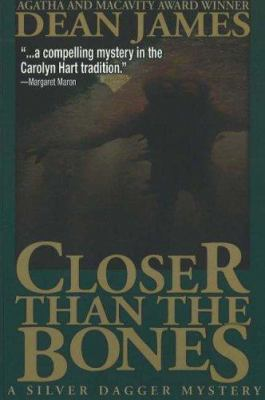 Cover image for Closer than the bones