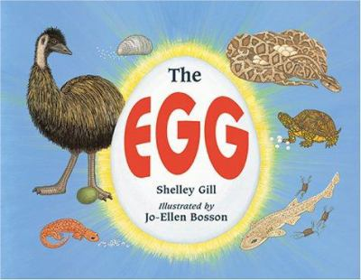 Cover image for The egg