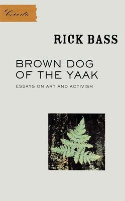 Cover image for Brown dog of the Yaak : essays on art and activism