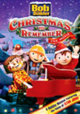 Cover image for Bob the Builder. A Christmas to remember