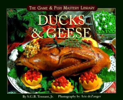 Cover image for Ducks & geese