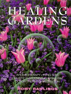 Cover image for Healing gardens