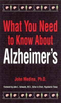 Cover image for What you need to know about Alzheimer's