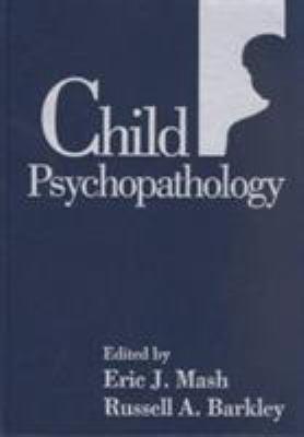 Cover image for Child psychopathology
