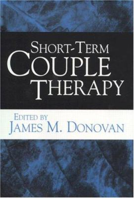 Cover image for Short-term couple therapy