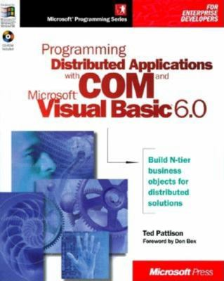 Cover image for Programming distributed applications with COM and Microsoft Visual Basic 6.0