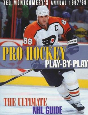 Cover image for Pro hockey play by play : the ultimate NHL guide 1997/98