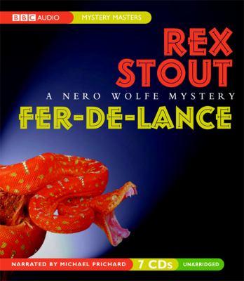 Cover image for Fer-de-lance