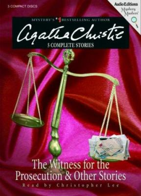 Cover image for Witness for the prosecution and other stories