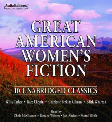 Cover image for Great American women's fiction