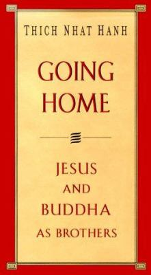 Cover image for Going home : Jesus and Buddha as brothers