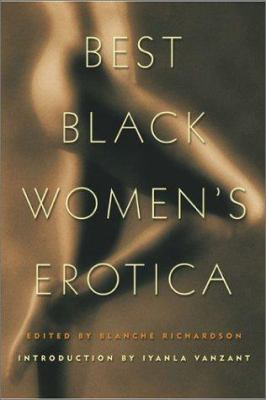Cover image for Best Black women's erotica
