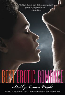 Cover image for Best erotic romance