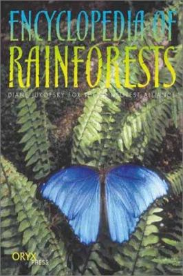 Cover image for Encyclopedia of rainforests