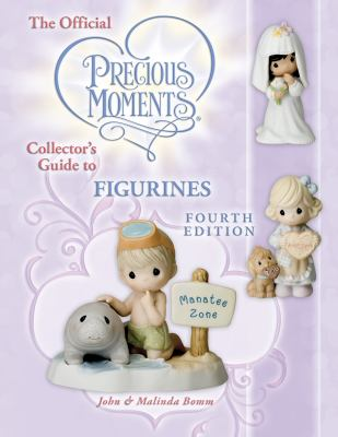 Cover image for The official Precious Moments collector's guide to figurines