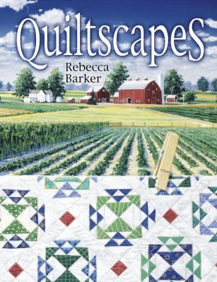 Cover image for Quiltscapes