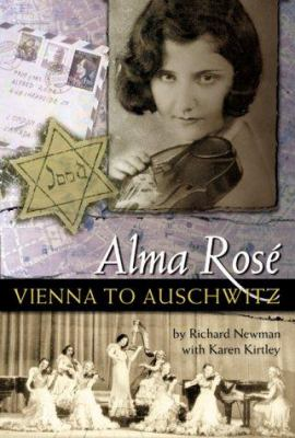 Cover image for Alma Rosé : Vienna to Auschwitz