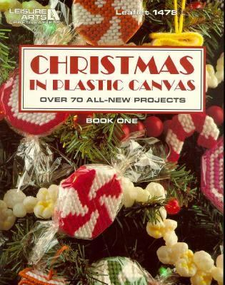Cover image for Christmas in plastic canvas. [Book one].