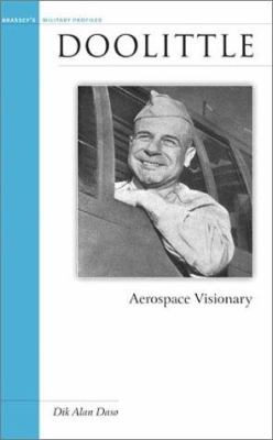 Cover image for Doolittle, aerospace visionary