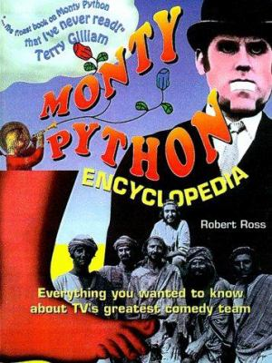 Cover image for Monty Python encyclopedia