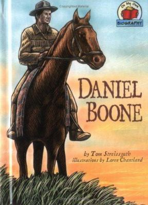 Cover image for Daniel Boone